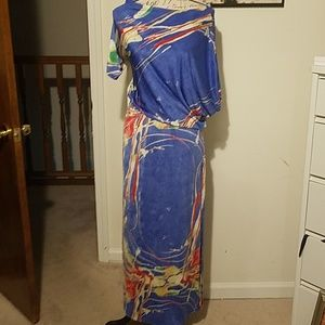 Kanvas Long Dress